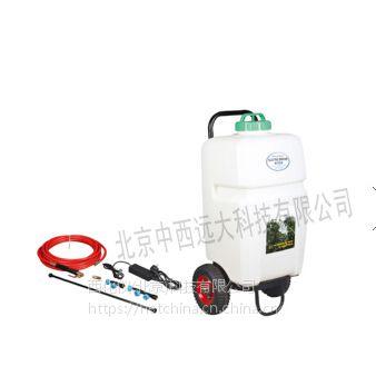 中西 拖车式电动喷雾器/手推式电动喷雾器 型号:M321198-35库号:M321198