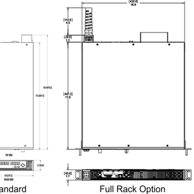 AMETEK/阿美免费领qq红包下载安装美国XG 850全/半机架宽程控直流电源