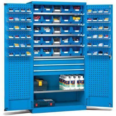 江苏仓库置物柜厂家,层板式工具柜供应,铁质工具柜利欣批发定制