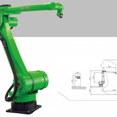 广东喷涂机器人-常州柯勒玛  -手持式喷涂机器人
