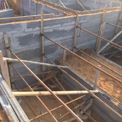 砖胎膜砌筑-新余砖胎膜-瀚卓建材专业生产预制砖胎膜(查看)