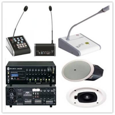 北京代理台湾精格SHOW六分区微型广播系统(240W)PS-24064001882597