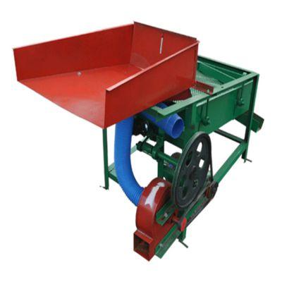 大豆小麦除杂筛选机 三层花生分级除杂筛选机 多功能粮食风选机