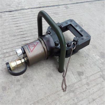 龙鹏GYFG-60-A液压封管器夹管器