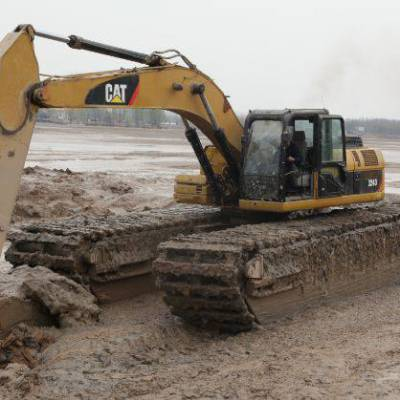 泽军工程(图)-水陆两用挖机租赁公司-水陆两用挖机租赁