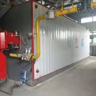 供应10吨双锅筒燃气锅炉中杰特装SZS10-1.25-Y(Q)