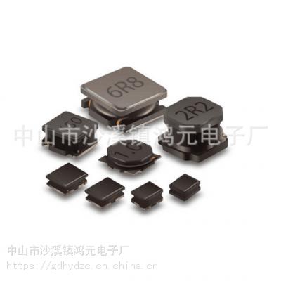 NR0315 6045塑封贴片电感 屏蔽绕线工字电感鸿元电感线圈