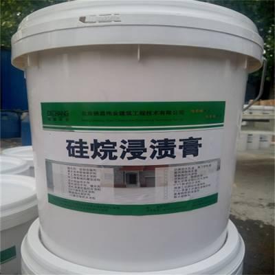 混凝土硅烷膏体浸渍剂_硅烷浸渍膏