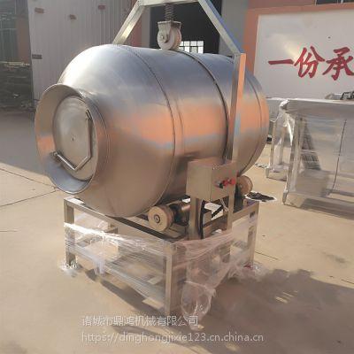 剁椒混合搅拌桶 油炸花生拌料机 蚕豆搅拌机 鼎鸿制造