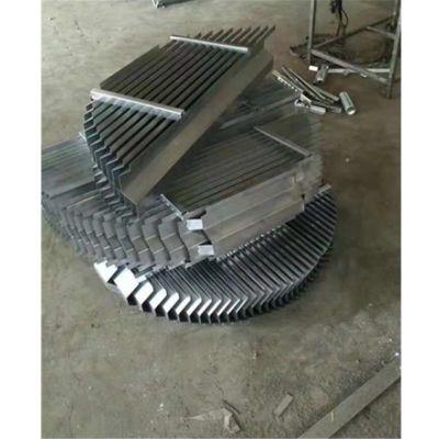 脱硫除雾器一般用折流板结构,除雾器材质用316L,冲洗系统,品牌成信