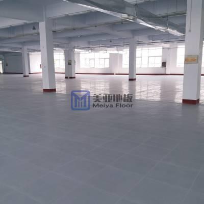 PVC防静电地板/美亚机房防静电地板/塑胶地板