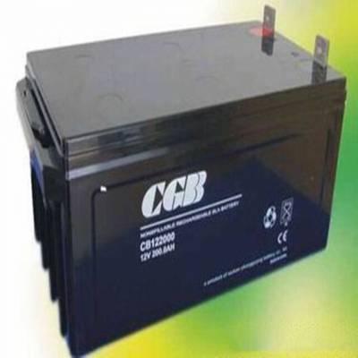 武汉长光蓄电池CB12120 CGB 12V12AH铅酸免维护电池 消防主机电池 全国包邮