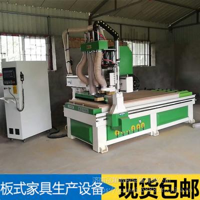 浙江板式家具生产线的品牌有哪些 四工序开料机厂价直销