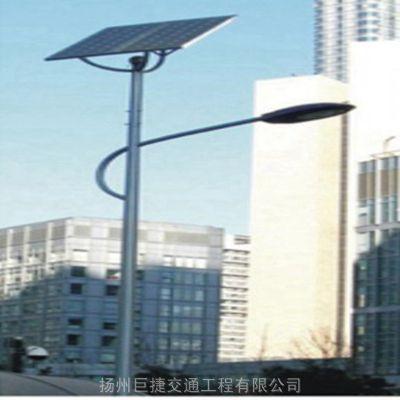 扬州本地太阳能路灯厂家现货直销当天发货-巨捷交通