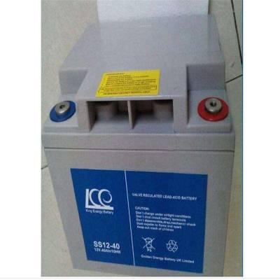 KE蓄电池SS12-150储能型KE蓄电池12V150AH直流屏专用铅酸蓄电池