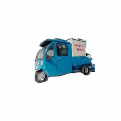HYX-5-1600吸尘车一台等于10-15名保洁员,无需洒水,无二次扬尘,长时间续航