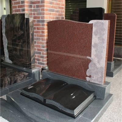 供应现代艺术造型墓碑 占地面积少 款型简约大方 福建厂家可定做
