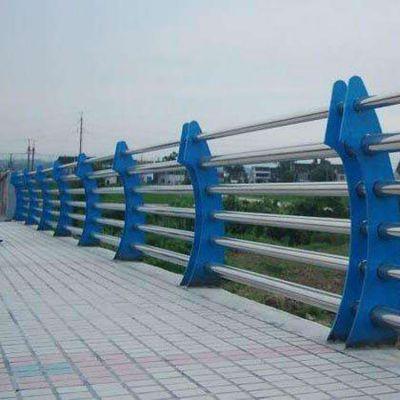 厦门南昌泉州 桥梁防撞护栏 市政设施工程河道景观不锈钢护栏