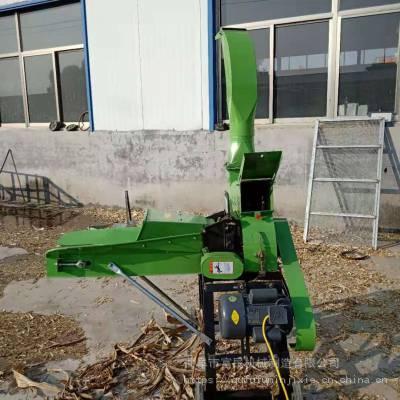 畜牧青贮铡草机/电动高效率铡段机/铡草揉搓机