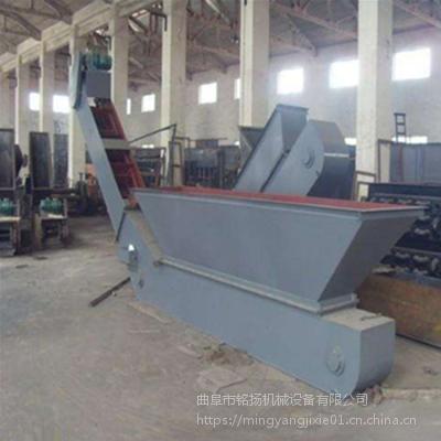 FU400型水平刮板输送机 高强度埋刮板输送机铭扬机械