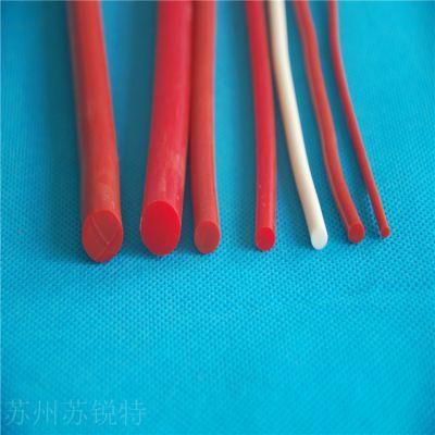 圆柱密实实心耐高温硅胶密封条