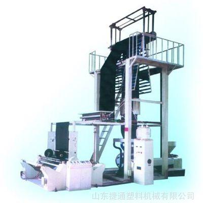 厂家生产加工聚乙烯包装机组 PE吹膜机 多层共挤PE吹膜机