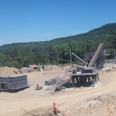 砂石料生产线_制砂生产线设备_石子石料破碎生产线_全套石子生产线
