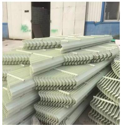 耐高温耐腐蚀除雾器 折流板玻璃钢复合材料 S型叶片除雾器 品牌成信