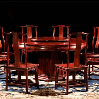 雅典红木企业标杆(图)-红木圆桌厂家-安徽红木