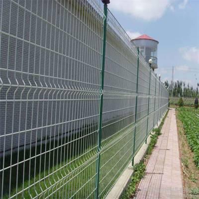 欣展厂家直销护栏网-公路护栏网 框架护栏网 基坑护栏 高速护栏网 小区围栏工地施工围挡养殖围网框