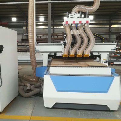 板式家具开料机 四工序刨花板开料机 济南工泰数控机械