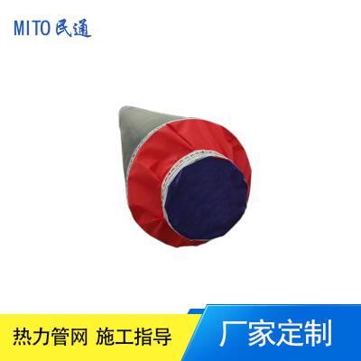 高温预制直埋保温管 聚乙烯发泡保温管 小区供热用直埋保温管