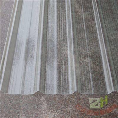 贵州省平塘县聚酯不发黄468型1.2mm大棚采光板 FRP透明瓦大量供应