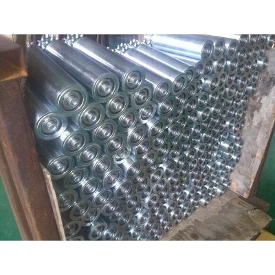 安徽辊筒输送机 生产纸箱动力辊筒输送机