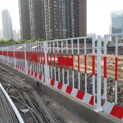 浸塑基坑围栏厂家 建筑临时防护网 地铁施工安全护栏