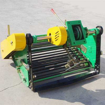 四轮拖拉机带都土豆收获机/草药红薯马铃薯不伤皮收获机/厂家直销