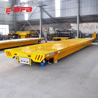 轨道电动平车生产厂家 KPX蓄电池转运车 柴油遥控轨道电动平板车