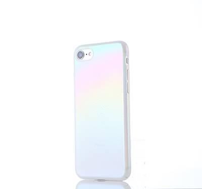 幻彩手机保护壳品牌_信弘科技_简约_iphone_电镀_苹果