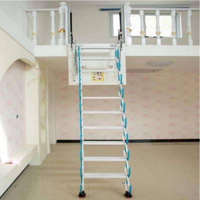 专业生产伸缩楼梯哪家好 高效节能