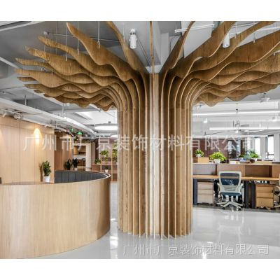 铝方通 造型铝方通 树形铝方通 木纹铝方通 铝方通生产厂家
