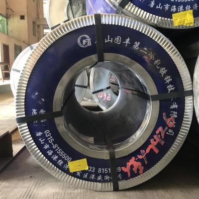 国丰有花镀锌板唐山国丰SGCC白铁皮风管专用镀锌板