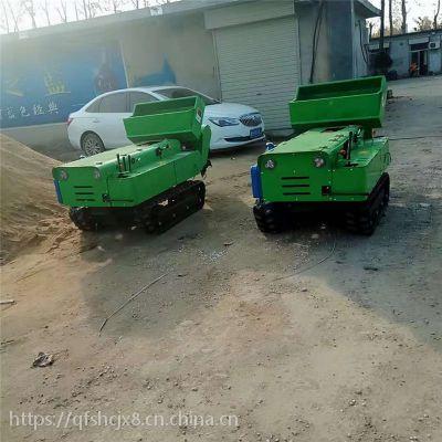 农耕施肥开沟机 履带式果园犁地机 慧聪机械多功能安耕锄草机