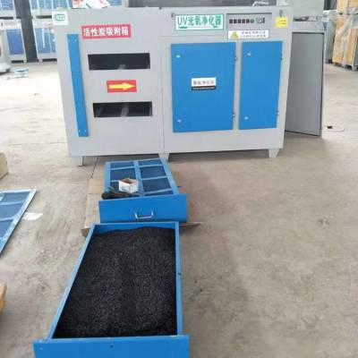 再生塑料废气处理和喷漆房废气处理解决方案