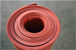 固柏橡塑(图)-氟橡胶板颜色-武穴氟橡胶板