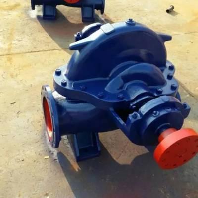 强盛水泵-浙江SH型中开泵规格