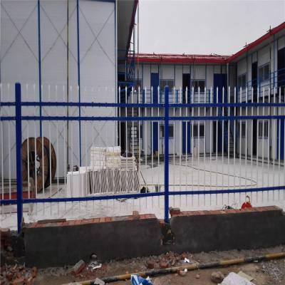 室外栏杆式墙体栅栏 街道护栏 庭院围墙护栏