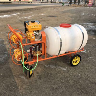 地面抑尘喷雾机 经久耐用打药喷雾机 推车式 润众