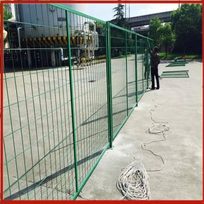 安平铁丝网护栏兴来 护栏网价格是按米 护栏网规格型号