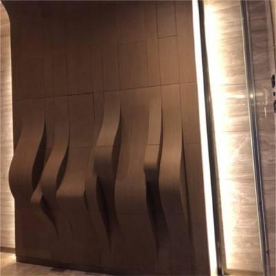 景区U形槽铝方通质量厂家