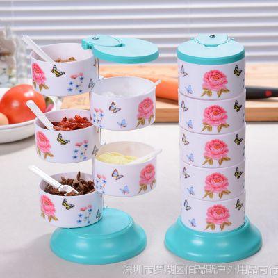 创意家居日用品实用韩厨房生活小用品日常居家百货小商品调味盒